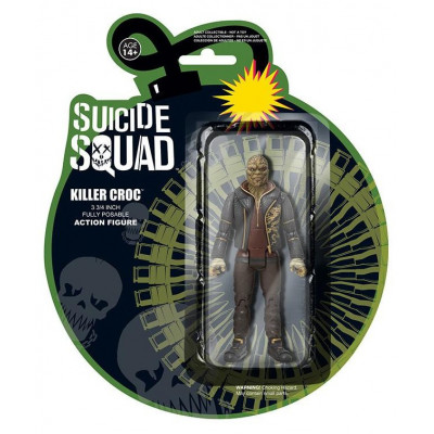 Фигурка Suicide Squad - Action Figure - Killer Croc (12 см)