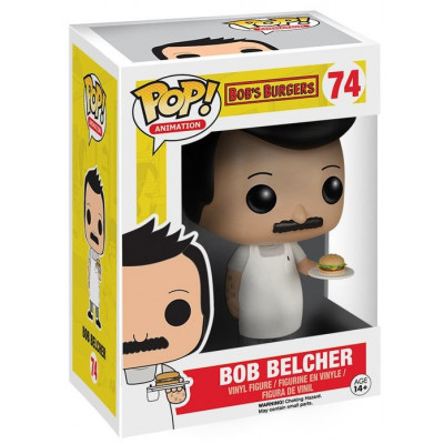 Фигурка Bob's Burgers - POP! Animation - Bob Belcher (9.5 см)