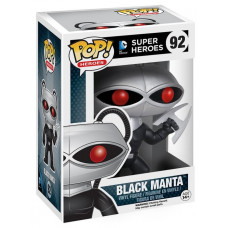 Фигурка DC: Super Heroes - POP! Heroes - Black Manta (9.5 см)