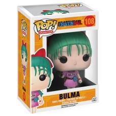 Фигурка Dragon Ball Z - POP! Animation - Bulma (9.5 см)