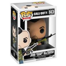 "Фигурка Call of Duty - POP! Games - John ""Soap"" MacTavish (9.5 см)"