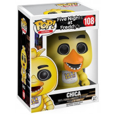 Фигурка Five Nights at Freddy's - POP! Games - Chica (9.5 см)