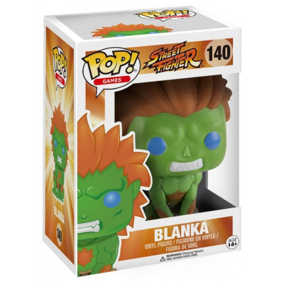 Фигурка Street Fighter - POP! Games - Blanka (9.5 см)