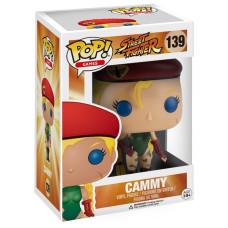 Фигурка Street Fighter - POP! Games - Cammy (9.5 см)