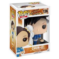 Фигурка Street Fighter - POP! Games - Chun-Li (9.5 см)