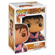 Фигурка Street Fighter - POP! Games - Dan (9.5 см)