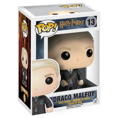 Фигурка Harry Potter - POP! - Draco Malfoy (9.5 см)