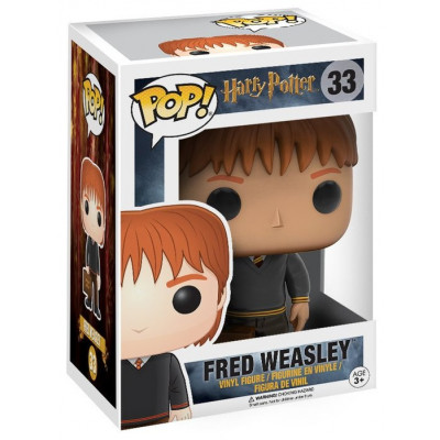 Фигурка Harry Potter - POP! - Fred Weasley (9.5 см)