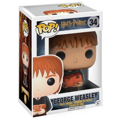 Фигурка Harry Potter - POP! - George Weasley (9.5 см)