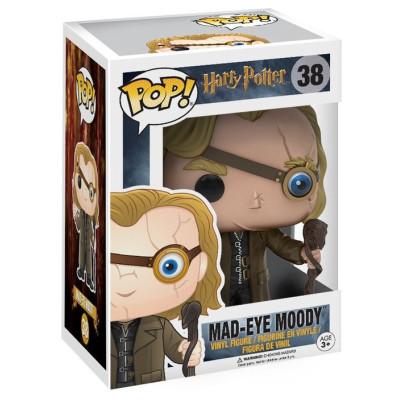 Фигурка Harry Potter - POP! - Mad-Eye Moody (9.5 см)