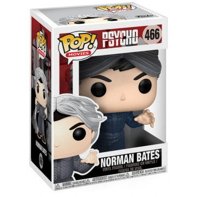 Фигурка Psycho - POP! Movies - Norman Bates (9.5 см)