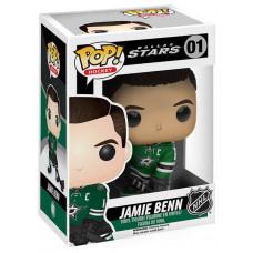 Фигурка NHL - POP! Hockey - Jamie Benn (9.5 см)