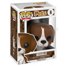Фигурка Pets - POP! Pets - Beagle (9.5 см)