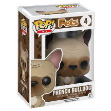 Фигурка Pets - POP! Pets - French Bulldog (9.5 см)
