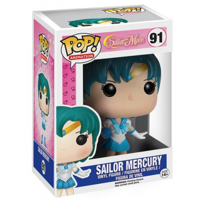 Фигурка Sailor Moon - POP! Animation - Sailor Mercury (9.5 см)