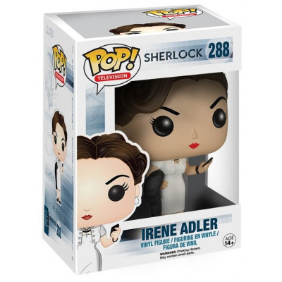 Фигурка Sherlock - POP! TV - Irene Adler (9.5 см)