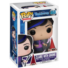 Фигурка Trollhunters - POP! TV - Claire w/ Gnome (9.5 см)