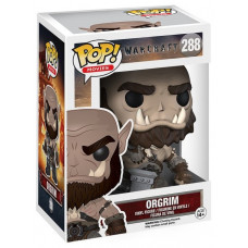 Фигурка Warcraft - POP! Movies - Orgrim (9.5 см)
