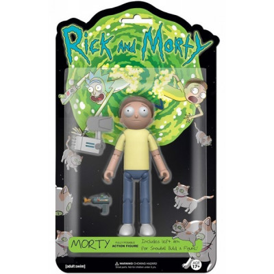 Фигурка Rick & Morty - Action Figure - Morty (13 см)