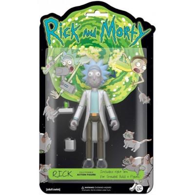 Фигурка Rick & Morty - Action Figure - Rick (13 см)