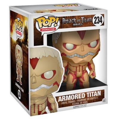 Фигурка Attack on Titan - POP! Animation - Armored Titan (15 см)