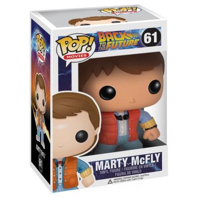 Фигурка Back to the Future - POP! Movies - Marty McFly (9.5 см)