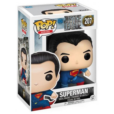 Фигурка Justice League - POP! Heroes - Superman (9.5 см)