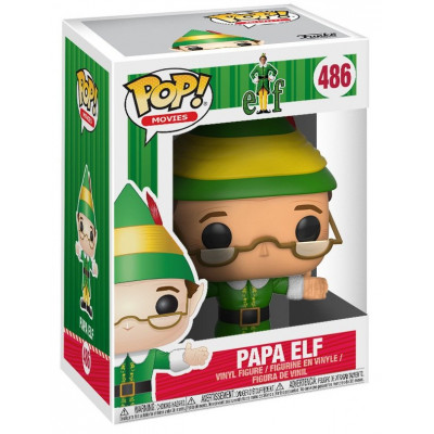 Фигурка Elf - POP! Movies - Papa Elf (9.5 см)