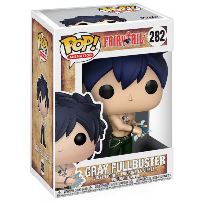 Фигурка Fairy Tail - POP! Animation - Gray Fullbuster (9.5 см)