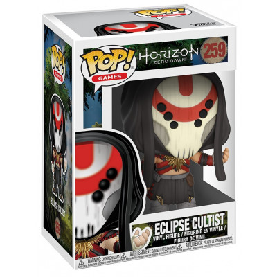 Фигурка Horizon Zero Dawn - POP! Games - Eclipse Cultist (9.5 см)