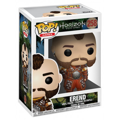 Фигурка Horizon Zero Dawn - POP! Games - Erend (9.5 см)