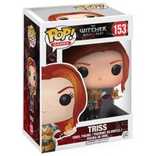 Фигурка The Witcher 3: Wild Hunt - POP! Games - Triss (9.5 см)