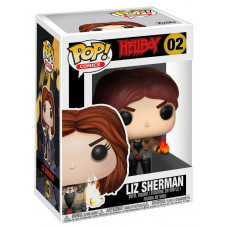 Фигурка Hellboy - POP! Comics - Liz Sherman (9.5 см)