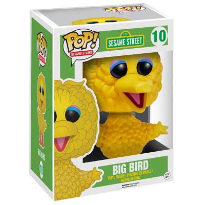 Фигурка Sesame Street - POP! Sesame Street - Big Bird (15 см)