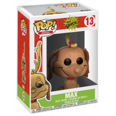 Фигурка The Grinch - POP! Books - Max (9.5 см)