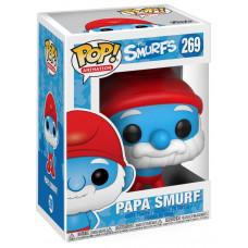 Фигурка The Smurfs - POP! Animation - Papa Smurf (9.5 см)