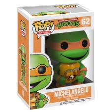 Фигурка Teenage Mutant Ninja Turtles - POP! TV - Michelangelo (9.5 см)