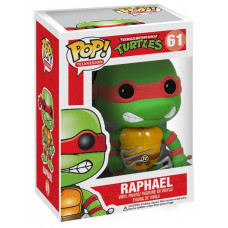 Фигурка Teenage Mutant Ninja Turtles - POP! TV - Raphael (9.5 см)