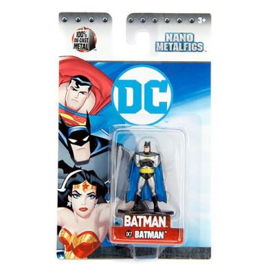 Фигурка Jada Toys Batman: The Animated Series - Nano Metalfigs - Batman (4 см)