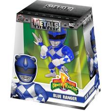 Фигурка Mighty Morphin Power Rangers - Metalfigs - Blue Ranger (10 см)