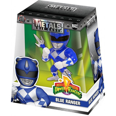 Фигурка Mighty Morphin Power Rangers - Metalfigs - Blue Ranger (10 см)