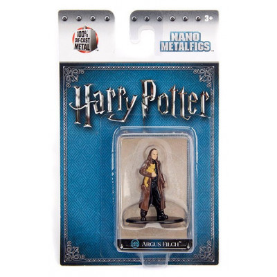 Фигурка Harry Potter - Nano Metalfigs - Argus Filch (4 см)