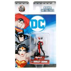 Фигурка Batman: The Animated Series - Nano Metalfigs - Harley Quinn (4 см)