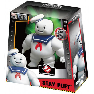 Фигурка Jada Toys Ghostbusters - Metalfigs - Puft Marshmallow Man (15 см)