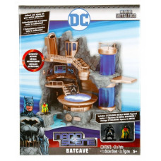 Набор DC Comics - Nano Scene/Metalfigs - Batcave
