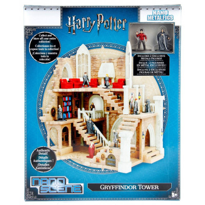 Набор Harry Potter - Nano Scene/Metalfigs - Gryffindor Tower