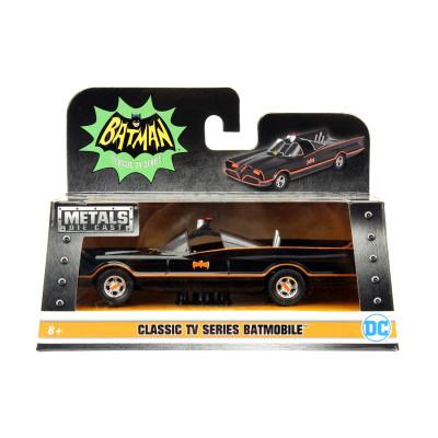 Фигурка Batman: Classic TV Series - Classic Batmobile-Free Rolling 1966 (1:32)