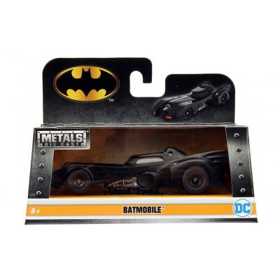 Фигурка Batman - Metalfigs - Batmobile-Free Rolling 1989 (1:32)