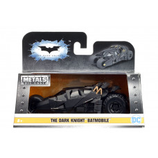 Фигурка The Dark Knight - Metalfigs - Batmobile 2005 (1:32)
