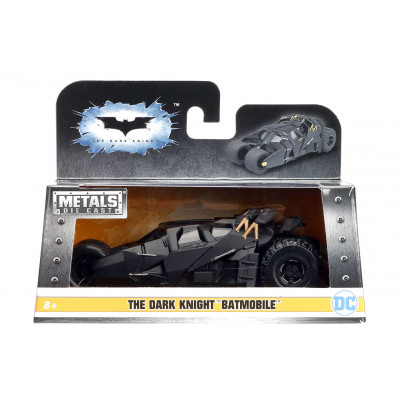 Фигурка The Dark Knight - Metalfigs - Batmobile 2005 (1:32)
